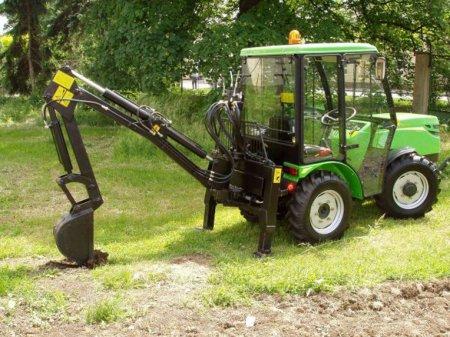 Тракторы и Многофункциональные минитракторы